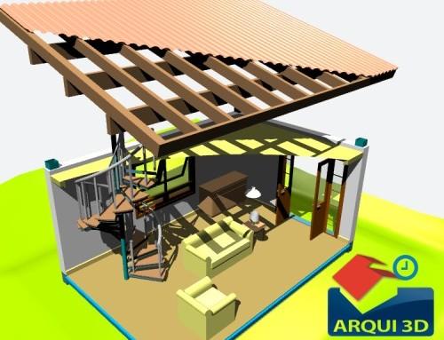 Experimente o Arqui_3D